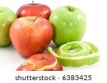 apples | Shutterstock . vector #6383425