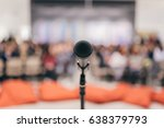 mike at the front | Shutterstock . vector #638379793