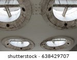Small photo of Ceiling in the Lazaria Hloby Park, Dnipro
