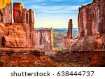 Red Rock Canyon Mountain...