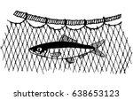 The Caught Commercial Fish In...