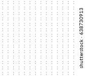 seamless triangle pattern.... | Shutterstock .eps vector #638730913