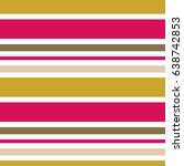 abstract vector striped... | Shutterstock .eps vector #638742853