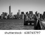 Landing Pier At Liberty Island...