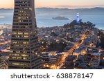 san francisco  california  usa  ...   Shutterstock . vector #638878147