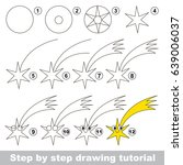 kid game to develop drawing... | Shutterstock .eps vector #639006037
