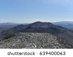 bald mountain  ecological... | Shutterstock . vector #639400063