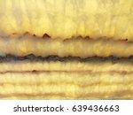 detail of a translucent slice... | Shutterstock . vector #639436663