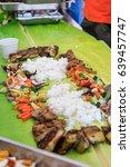 Small photo of Boodle Fight, Philippine Cuisine Culture