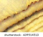 detail of a translucent slice... | Shutterstock . vector #639514513