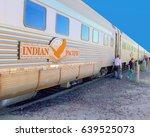 nullarbor plain  australia  ... | Shutterstock . vector #639525073