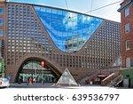 helsinki  finland   may 06 ... | Shutterstock . vector #639536797