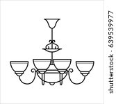 Ceiling Chandelier For House....