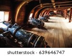 Wooden Pirate Ship For Tourist...