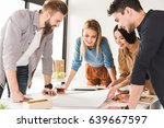 well done. creators are looking ... | Shutterstock . vector #639667597