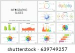 big collection of simple...   Shutterstock .eps vector #639749257