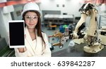 industry 4th internet of things ... | Shutterstock . vector #639842287