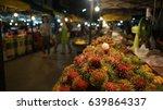 night market krabi center | Shutterstock . vector #639864337