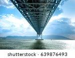 Bottom View Structure Under...