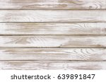 White Wood Panel Background...