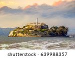 alcatraz island in san... | Shutterstock . vector #639988357