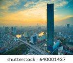 hanoi  vietnam   may 31  2016 ... | Shutterstock . vector #640001437