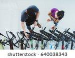 Bicycle Salesman Helping...