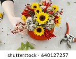 Florist At Work  How To Make A...