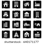 building web icons for user... | Shutterstock .eps vector #640171177