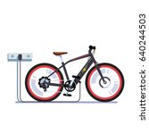 Modern Electric Bicycle...