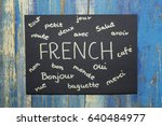 Concept Of Learning French...