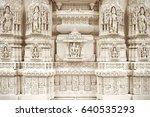 hindu deities background.... | Shutterstock . vector #640535293