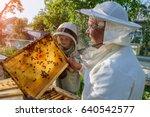 Experienced Beekeeper...