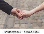 wedding | Shutterstock . vector #640654153