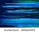 abstract background with... | Shutterstock .eps vector #640663453