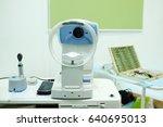 medical equipment of... | Shutterstock . vector #640695013