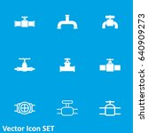 pipe icon | Shutterstock .eps vector #640909273