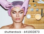 plastic surgery concept....   Shutterstock . vector #641002873