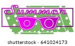 for hipsters vector frame for...   Shutterstock .eps vector #641024173