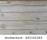 abstract wooden detailed... | Shutterstock . vector #641141263