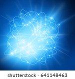 best internet concept of global ... | Shutterstock . vector #641148463