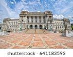 Library Of Congress Washington...