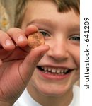 Boy With A Lucky Penny