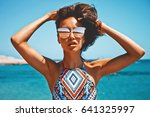 Outdoor Fashion Photo Of...