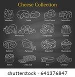 vector sketch illustration of... | Shutterstock .eps vector #641376847