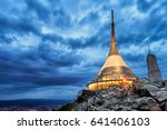 Small photo of Mount Ješt?d is a symbol of Liberec region and at the altitude of 1012 m also dominates North Bohemia.