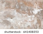 Small photo of gray, brown, white mottled inhomogeneous background, concrete, wall, texture