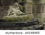 two lovers | Shutterstock . vector #64148485