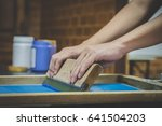 Screen Printing Equipment And...