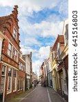 enkhuizen  netherlands  ... | Shutterstock . vector #641516803